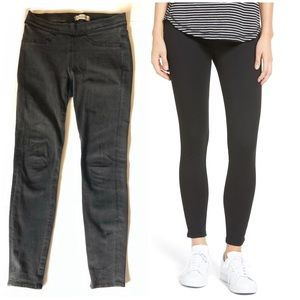 Madewell | The Anywhere Jeans Washed Black 25